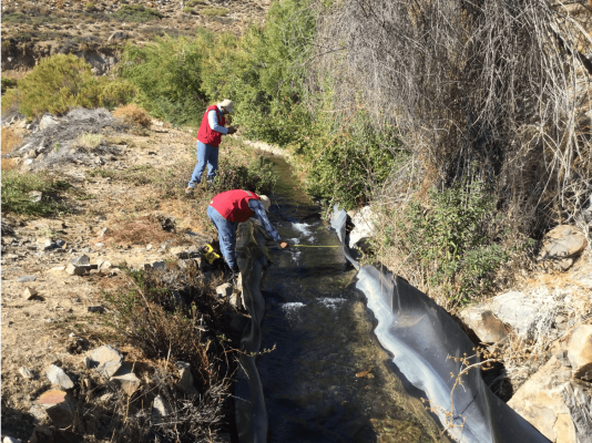 Priorización de las Inversiones en Revestimiento Hídricos (PIRHI)